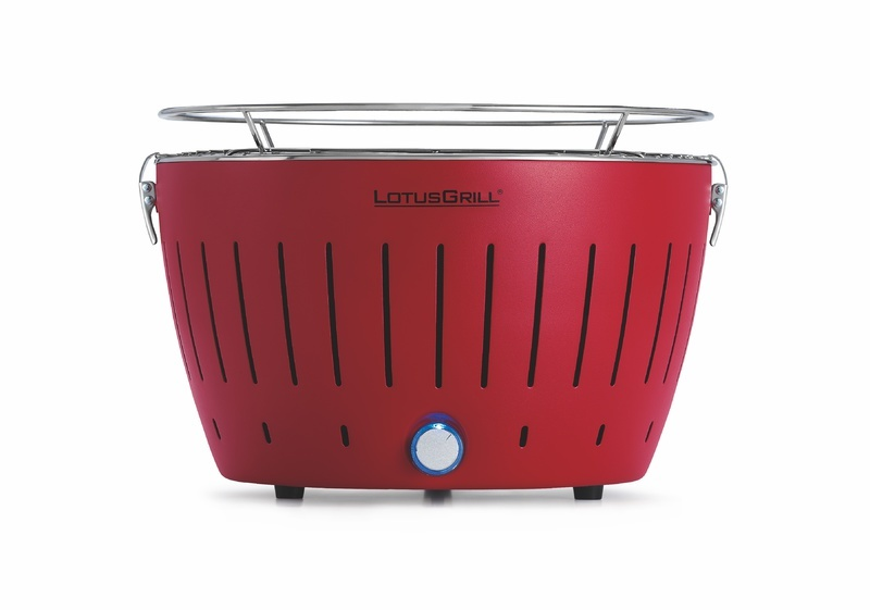 Lotus Grill Red - G-RO-34