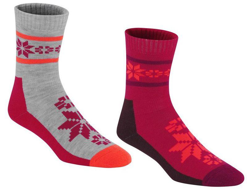 Ponožky Kari Traa RUSA WOOL SOCK 2PK PEO S