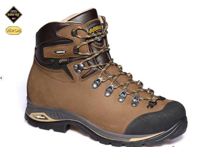 Topánky ASOLO Fandango DUO GV A519 Brown, dámske
