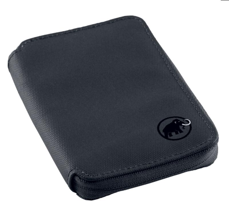 Peňaženka MAMMUT Zips Wallet Smoke 0213