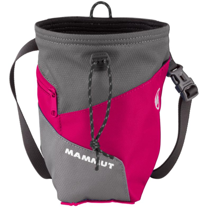 Pytlík na magnézium MAMMUT Rough Rider Chalk Bag Magenta