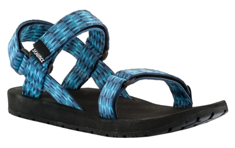 Sandále SOURCE Classic Men's Triangles Blue 42