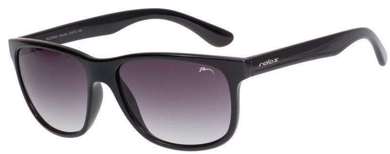 Slnečný okuliare RELAX Herds čierne R2299A