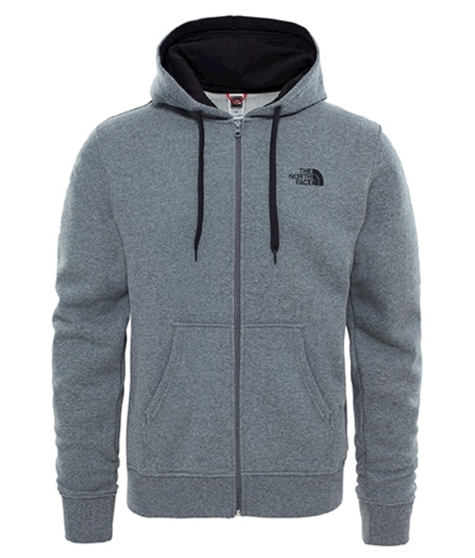 Mikina The North Face M OPEN GATE FULL ZIP HOODIE CG46LXS S