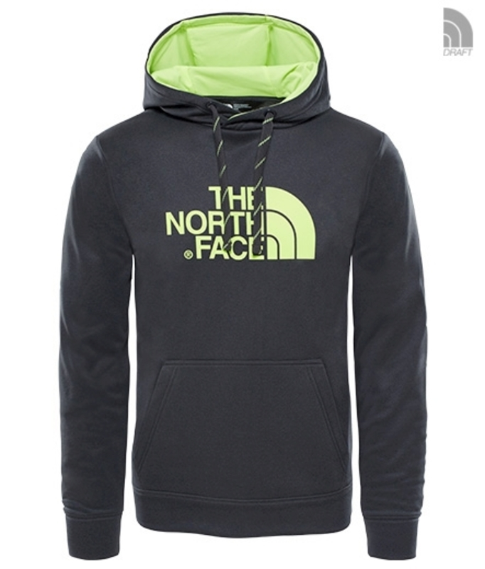 Mikina The North Face M SURGENT HOODIE 2XL83ZV S