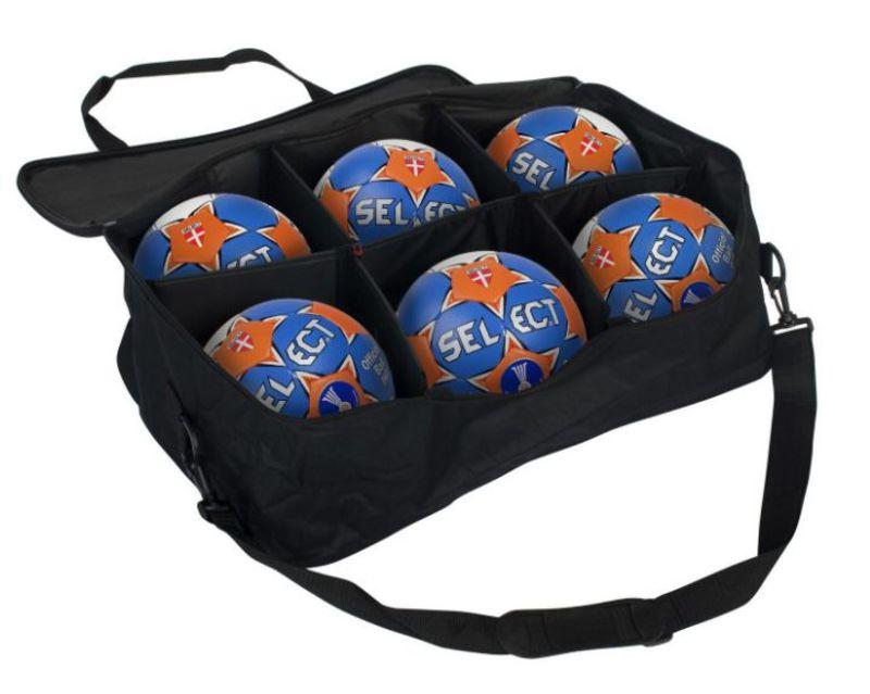 Taška na lopty Select Match ball bag čierny