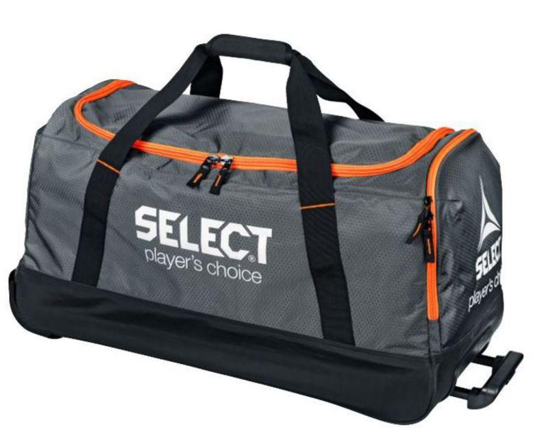 Taška na lopty Select Teambag Verona sivá