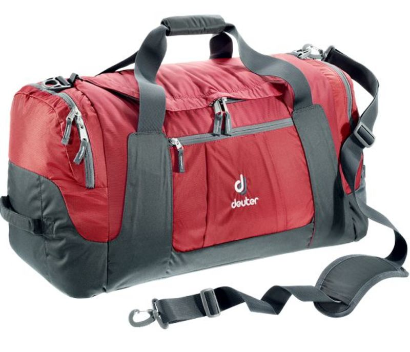 Taška Deuter relay 60 cranberry - granite (35509)