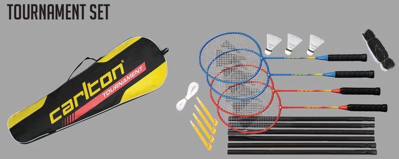 Badmintonový set CARLTON Tournament 4 Set 113465