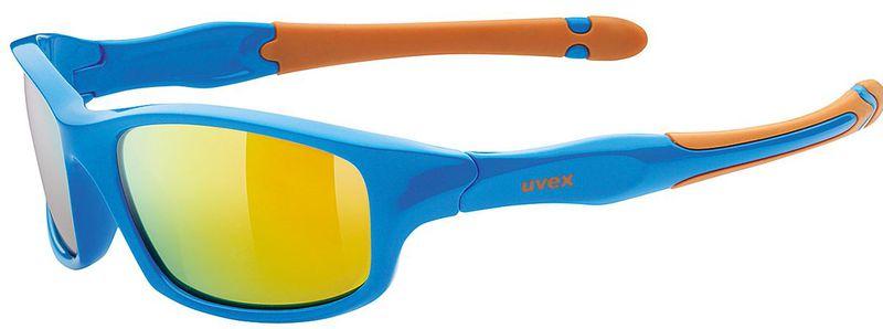 Detské športové okuliare Uvex Sportstyle 507 Blue Orange (4316)