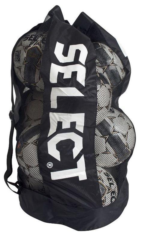 Vaky na lopty Select Football bag čierny