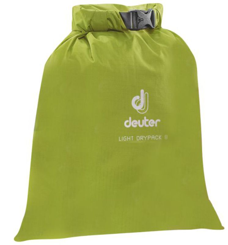 Vodotesný vak Deuter Light Drypack 8 moss (39700)