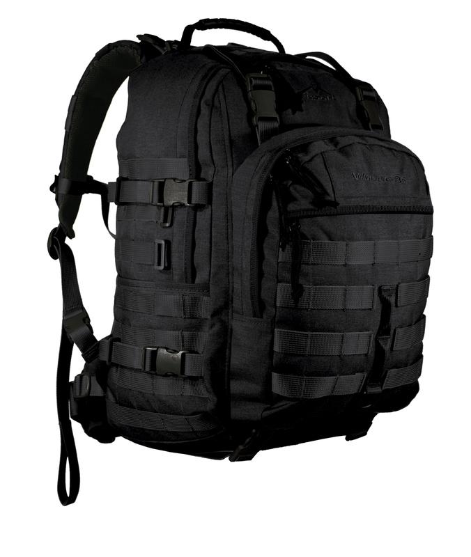 Batoh Wisport ® Whistler 35l - čierny