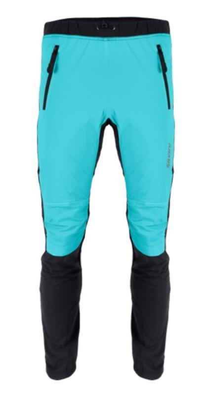 Dámske skialpové nohavice Silvini SORACTE WP1145 black-ocean M