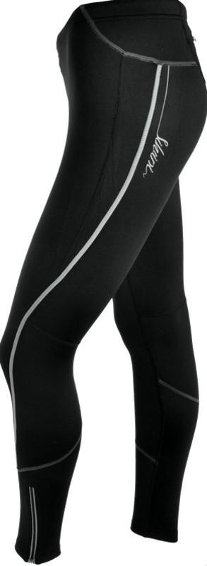 Dámske nohavice Silvini Movenza + cyklovložka WP337P black