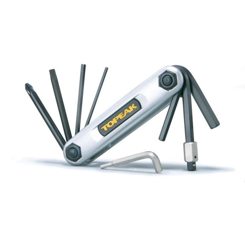 Náradie Topeak X-Tool 10 funkciou strieborná TT2321S