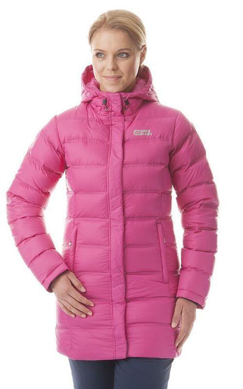Zimné dámska bunda parka Nordblanc NBWJL5843 ružová 36