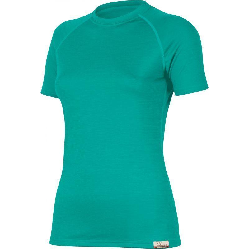 Merino triko Lasting ALEA 6565 tyrkysové vlnené L