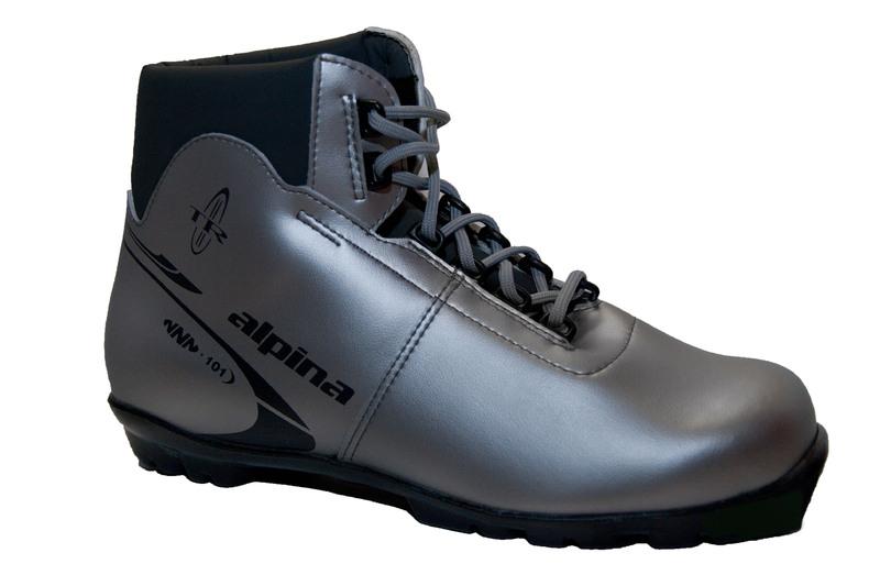 Topánky Alpina NNN 101 Silver