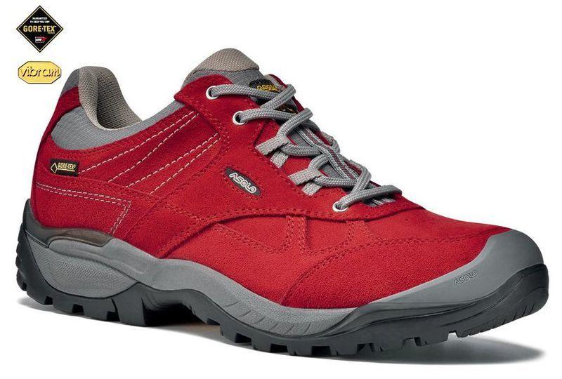 Topánky Asolo Nailix GV MM scarlet/scarlet/A809
