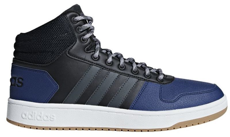 Topánky adidas Hoops 2.0 MID B44613 10 UK