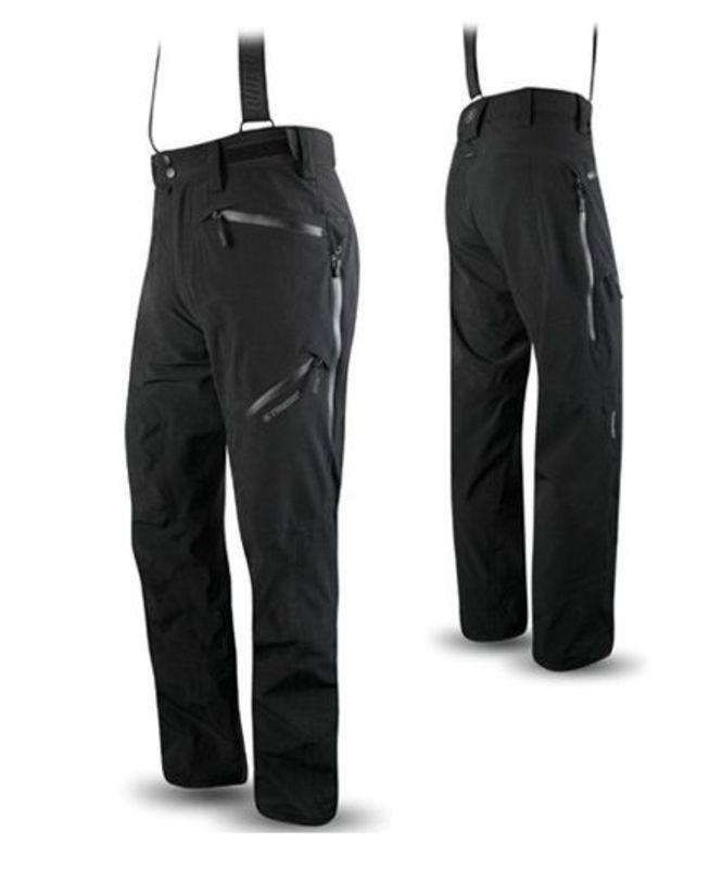 Lyžiarske nohavice Trimm Bastard black