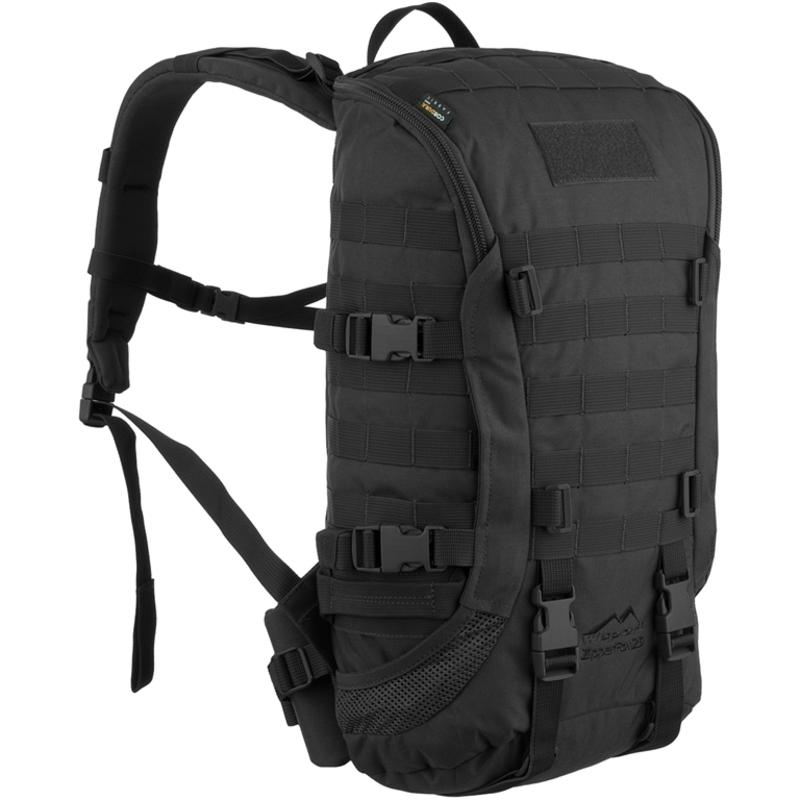 Batoh Wisport® ZipperFox 25 olivovo čierny