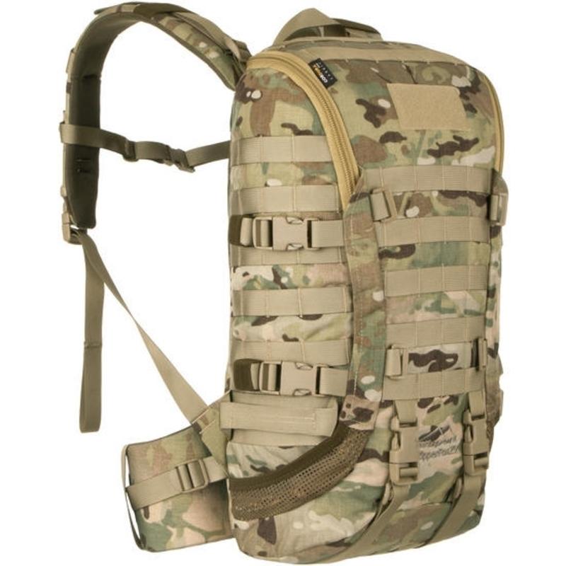 Batoh Wisport® ZipperFox 25 olivovo Multicam®