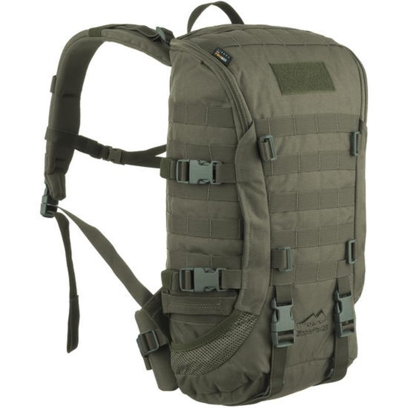 Batoh Wisport® ZipperFox 25 olivovo RAL7013