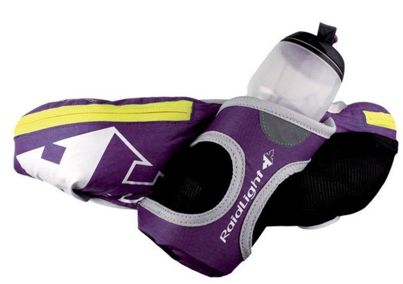 Ľadvinka s fliaš Raidlight Porte Bidon Fast 800 Purple