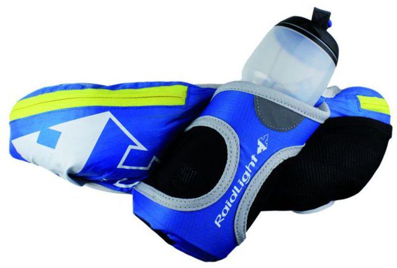 Ľadvinka s fliaš Raidlight Fast 800 Belt Blue
