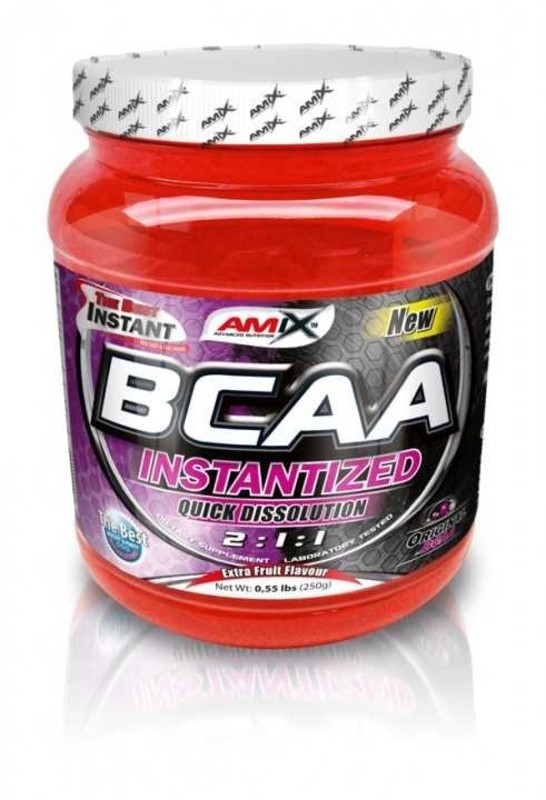 Amix BCAA Instantized Powder 2:1:1, 250g