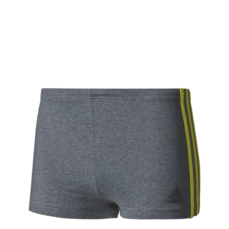 Plavky adidas INF Melange 3S Boxer BS0493