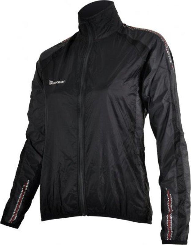 Dámska športové bunda Silvini Saline WJ371 black XXXL