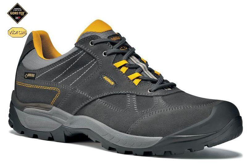 Topánky Asolo Nailix GV MM graphite/graphite/A189