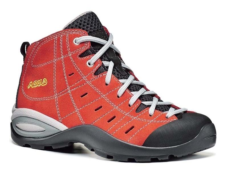 Topánky Asolo Carson GTX A057 červená 34
