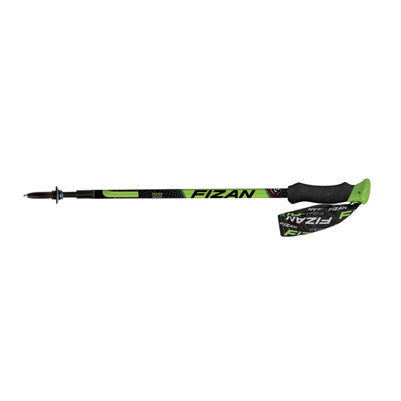 Trekové palice FIZAN Compact green