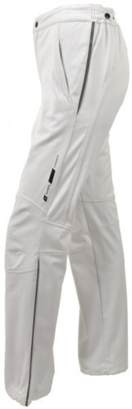 Dámske softshellové nohavice Silvini Mia WP319 white M