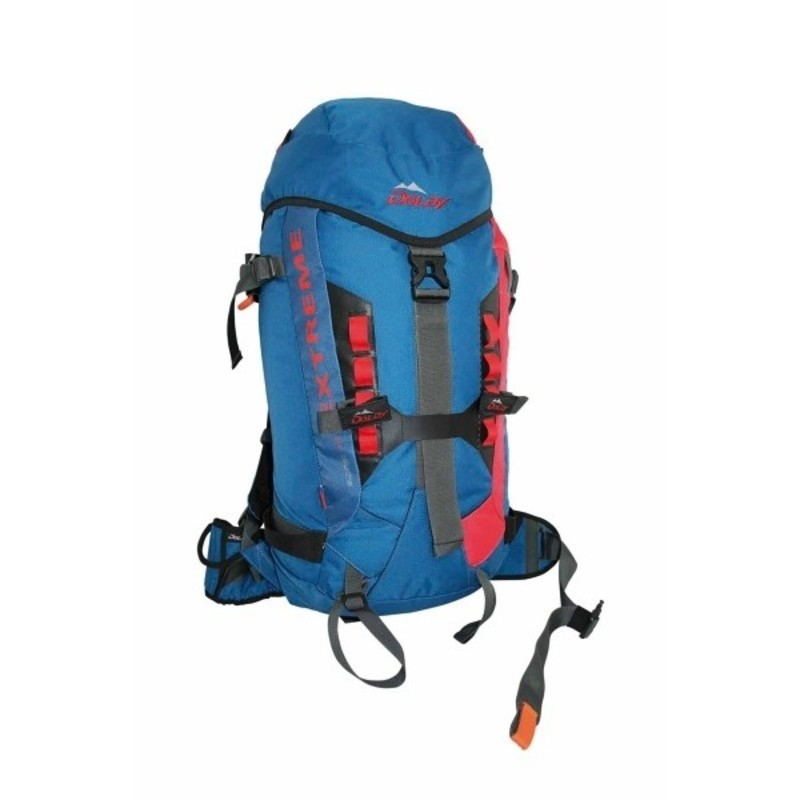 Batoh DOLDY Alpinist Extreme 28+8l modrý