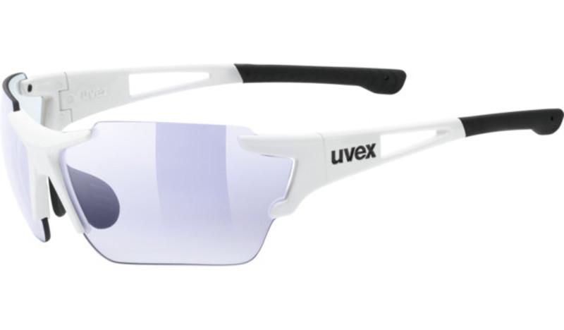 Športové okuliare Uvex SPORTSTYLE 803 SMALL RACE VM, White (8803)