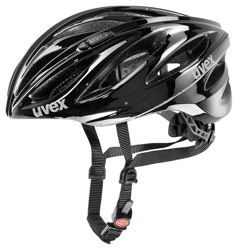 Helma Uvex Boss Race - Black