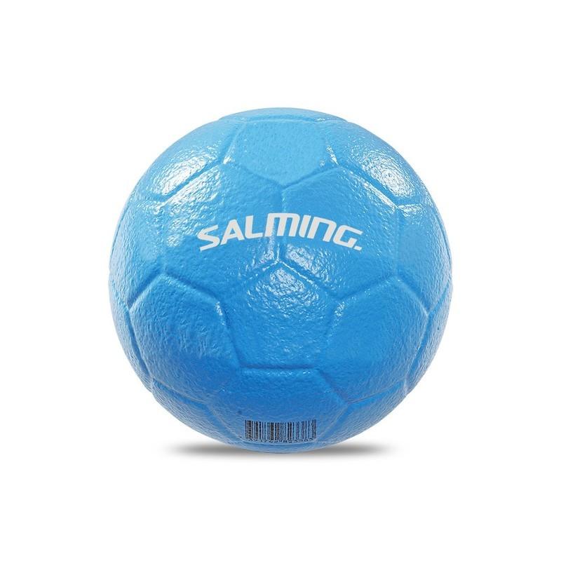 Hádzanárska lopta SALMING Handball SoftFOAM Cyan Blue