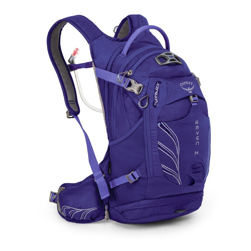 Batoh Osprey Raven 14 Royal Purple
