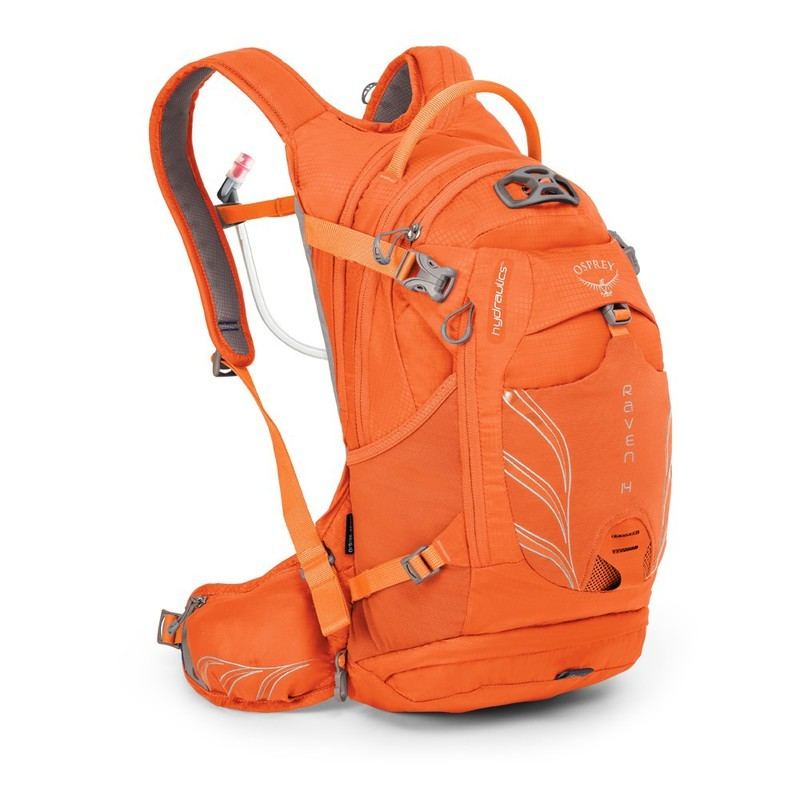 Batoh Osprey Raven 14 Tiger Orange
