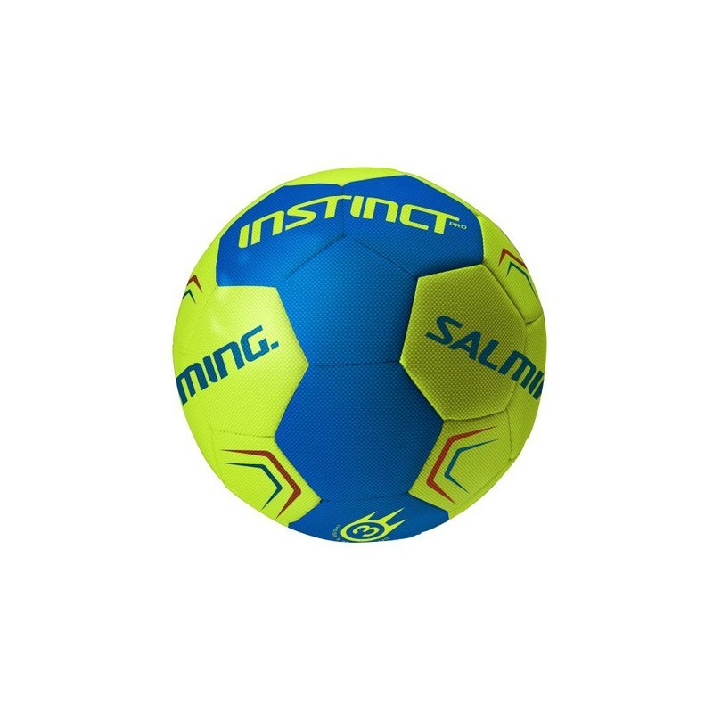 Hádzanárska lopta SALMING Instinct Pro Handball Navy / SafetyYellow