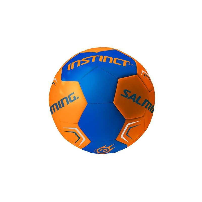 Hádzanárska lopta SALMING Instinct Tour Handball Orange / Navy