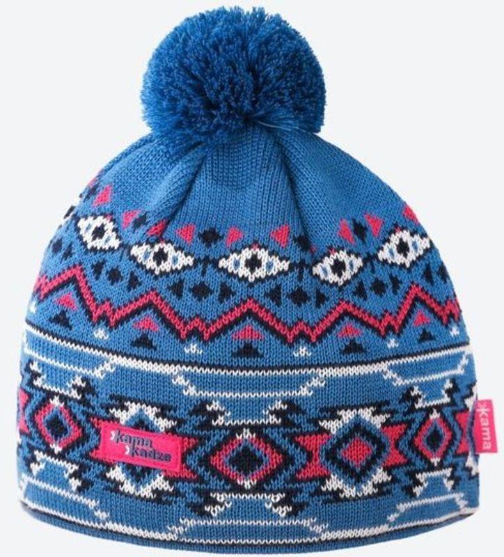 Pletená čiapka Kama K60 107