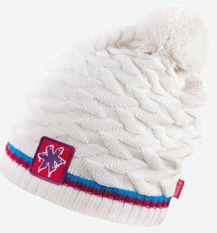 Pletená Merino čiapka Kamakadze K61 101