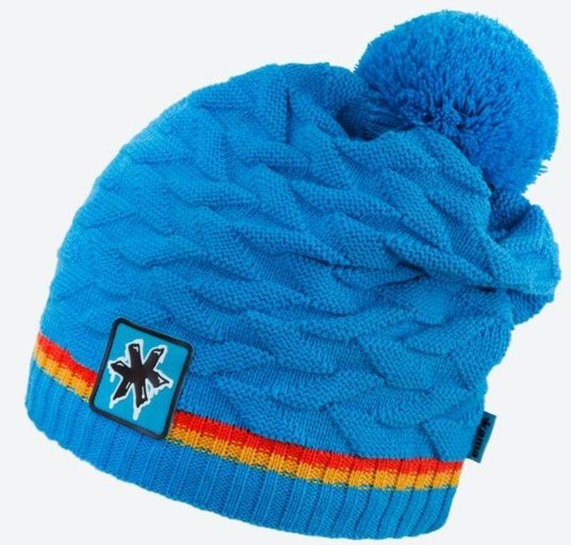Pletená Merino čiapka Kamakadze K61 115
