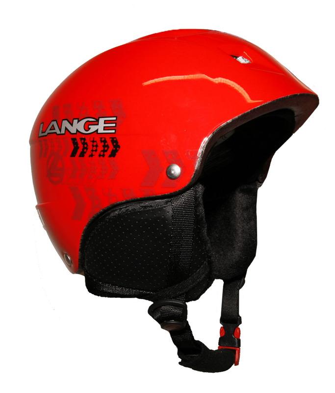 Lyžiarska helma Lange team Jr. LK1H502